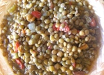 Lentils are a great source of protein that is a step away from red meat.