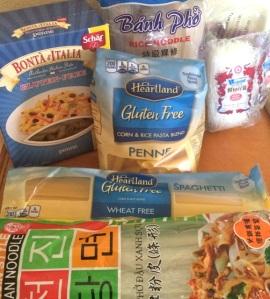 Gluten Free Pasta Products