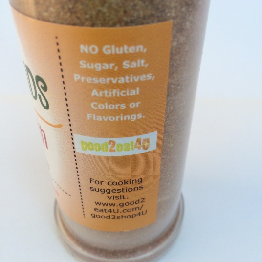 Herblends 100% herbs and spices known to take away the cravings for sugar.